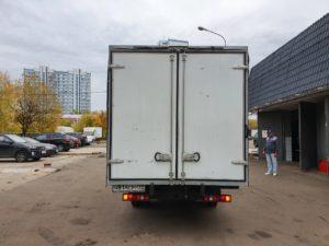 Аренда и прокат машин газель в Москве